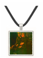 Child on Lap -  Museum Exhibit Pendant - Museum Company Photo