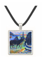 Christmas by Gauguin -  Museum Exhibit Pendant - Museum Company Photo