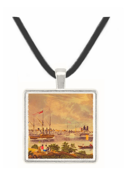City of Detroit - Michelangelo Caravaggio -  Museum Exhibit Pendant - Museum Company Photo