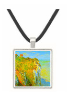Cliffs by Monet -  Museum Exhibit Pendant - Museum Company Photo