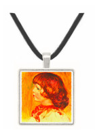 Coco by Renoir -  Museum Exhibit Pendant - Museum Company Photo