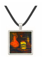 Coffee Mill -  Museum Exhibit Pendant - Museum Company Photo