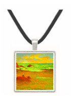 Concarneau by Schuffenecker -  Museum Exhibit Pendant - Museum Company Photo