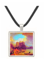 Conway Castle by Joseph Mallord Turner -  Museum Exhibit Pendant - Museum Company Photo