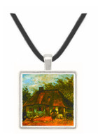 Cottage -  Museum Exhibit Pendant - Museum Company Photo
