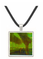 Country Lane -  Museum Exhibit Pendant - Museum Company Photo