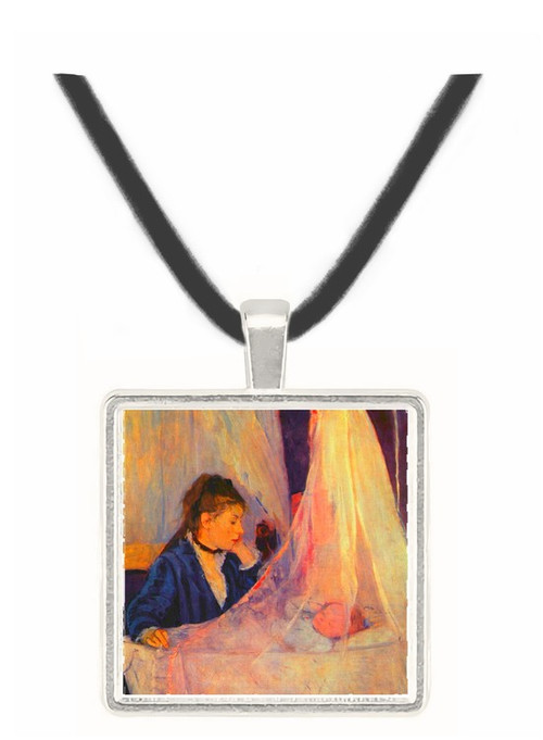Cradle by Morisot -  Museum Exhibit Pendant - Museum Company Photo