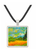 Cypresses -  Museum Exhibit Pendant - Museum Company Photo