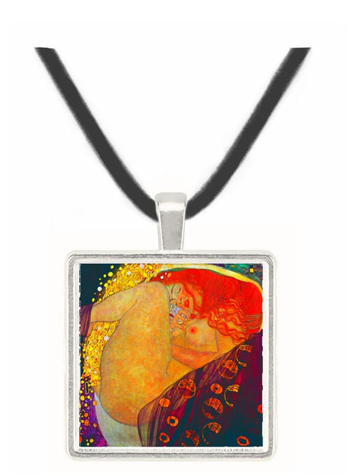 Danae by Klimt -  Museum Exhibit Pendant - Museum Company Photo