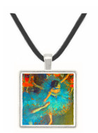 Dancer by Degas -  Museum Exhibit Pendant - Museum Company Photo