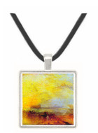 Day after the storm by Joseph Mallord Turner -  Museum Exhibit Pendant - Museum Company Photo