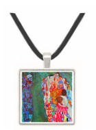 Death and Life by Klimt -  Museum Exhibit Pendant - Museum Company Photo