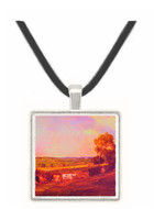 Dedham Vale Morning - John Constable -  Museum Exhibit Pendant - Museum Company Photo