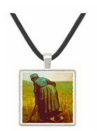 Digging -  Museum Exhibit Pendant - Museum Company Photo