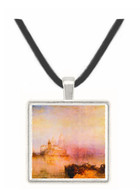 Dogana and Santa Maria in Venice by Joseph Mallord Turner -  Museum Exhibit Pendant - Museum Company Photo