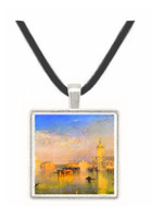 Dogano, San Giorgio, Citella from the steps of Europe by Joseph Mallord Turner -  Museum Exhibit Pendant - Museum Company Photo