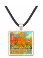 Duck pond -  Museum Exhibit Pendant - Museum Company Photo