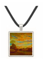 Dunes -  Museum Exhibit Pendant - Museum Company Photo