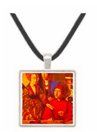 Eligius - Peter Lely -  Museum Exhibit Pendant - Museum Company Photo