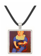 Elijah Thompson - unknown artist - French School -  -  Museum Exhibit Pendant - Museum Company Photo