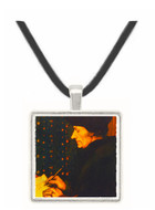 Erasmus - Hans Holbein the Younger -  Museum Exhibit Pendant - Museum Company Photo