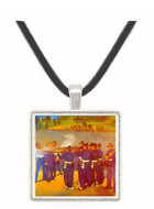 Execution by Manet -  Museum Exhibit Pendant - Museum Company Photo