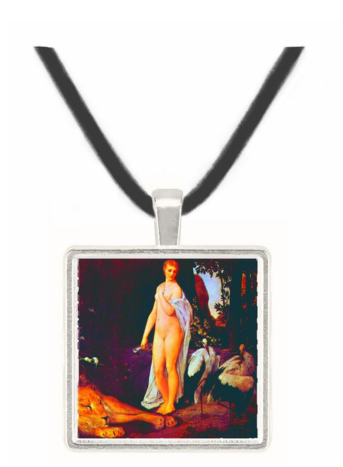 Fable by Klimt -  Museum Exhibit Pendant - Museum Company Photo