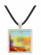Falls of the Clyde by Joseph Mallord Turner -  Museum Exhibit Pendant - Museum Company Photo
