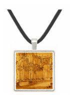 Fantasy of a Palace with a... - Giovanni Battista Piranesi -  Museum Exhibit Pendant - Museum Company Photo
