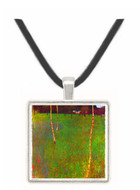 Farmhouse by Klimt -  Museum Exhibit Pendant - Museum Company Photo