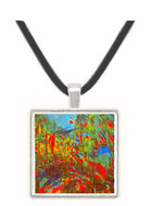 Festivities by Monet -  Museum Exhibit Pendant - Museum Company Photo