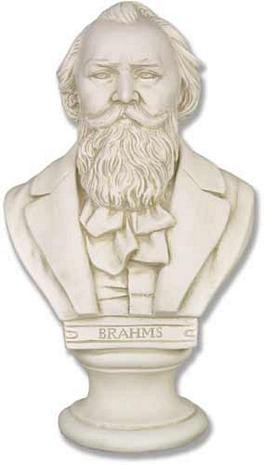 Brahms Bust - Photo Museum Store Company