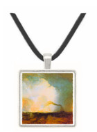 Fingal's cave by Joseph Mallord Turner -  Museum Exhibit Pendant - Museum Company Photo