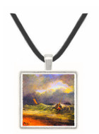 Fishermen in a squall by Joseph Mallord Turner -  Museum Exhibit Pendant - Museum Company Photo