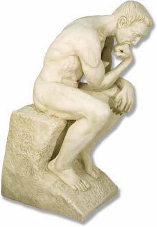 The Thinker - Life-Sized & Large Format Sculptures - Photo Museum Store Company