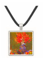 Flowers and Fruit by Renoir -  Museum Exhibit Pendant - Museum Company Photo