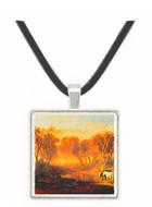 Forest of Bere by Joseph Mallord Turner -  Museum Exhibit Pendant - Museum Company Photo