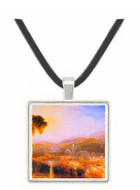 Fountain of indolence by Joseph Mallord Turner -  Museum Exhibit Pendant - Museum Company Photo