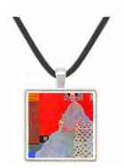Fritza Reidler Klimt -  Museum Exhibit Pendant - Museum Company Photo
