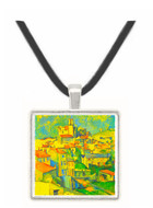 Gardanne by Cezanne -  Museum Exhibit Pendant - Museum Company Photo