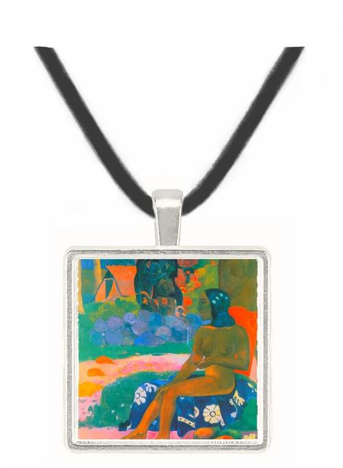 gauguin -  Museum Exhibit Pendant - Museum Company Photo