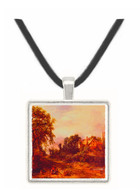 Glebe Farm - John Constable -  Museum Exhibit Pendant - Museum Company Photo