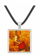 Gretel - Whitehall - Thomas Hosmer Shepherd -  -  Museum Exhibit Pendant - Museum Company Photo