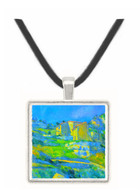 House in the Provence by Cezanne -  Museum Exhibit Pendant - Museum Company Photo