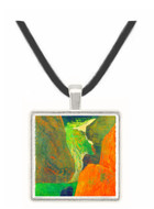 Hover Above the Abyss by Gauguin -  Museum Exhibit Pendant - Museum Company Photo