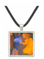 In the music hall by Felix Vallotton -  Museum Exhibit Pendant - Museum Company Photo