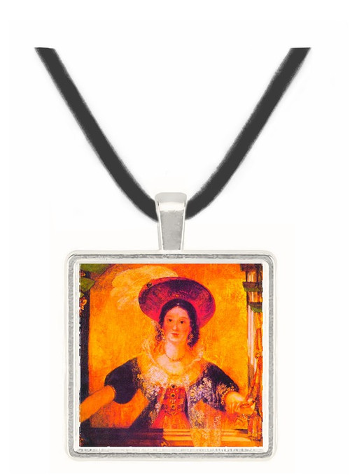 Jessica by Joseph Mallord Turner -  Museum Exhibit Pendant - Museum Company Photo