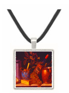 Just Desserts - William Michael Harnett -  Museum Exhibit Pendant - Museum Company Photo