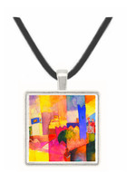 Kairouan  by Macke -  Museum Exhibit Pendant - Museum Company Photo