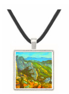 L'Estaque by Cezanne -  Museum Exhibit Pendant - Museum Company Photo
